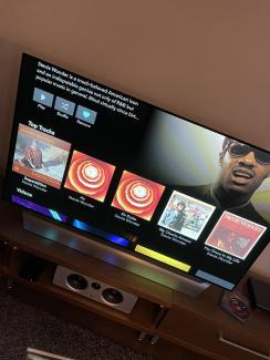 Tidal Apple TV äpps