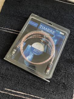 Kimber Kable Timbre RCA