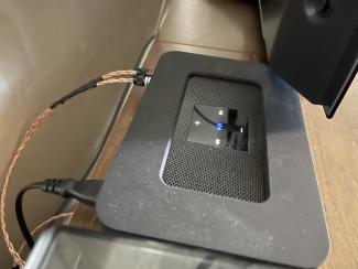 node 2i kimber kable timbre