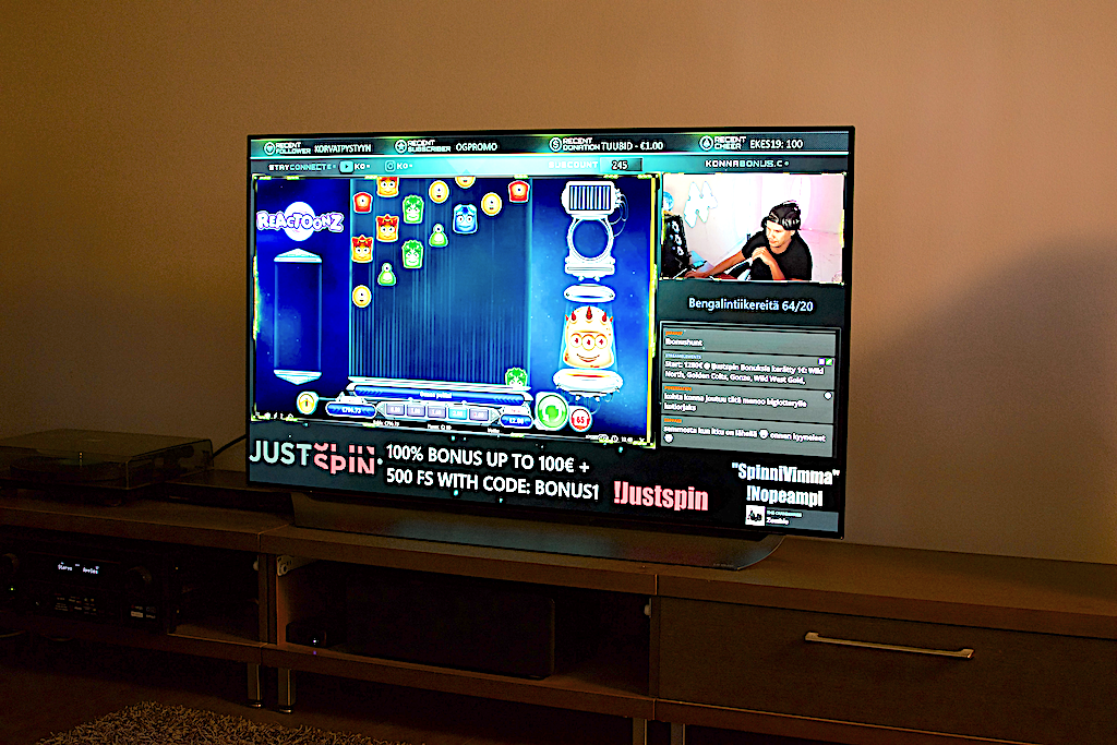Twitch Apple TV 4K