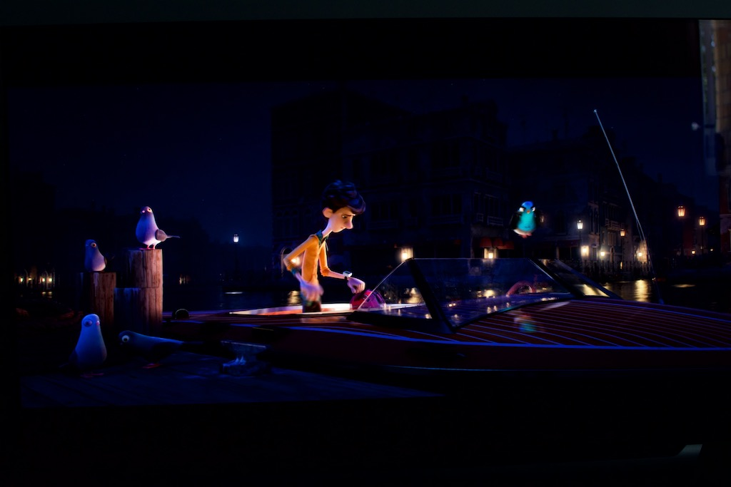Vakoojat Valepuvussa (Spies in Disguise) Itunes 4K 9