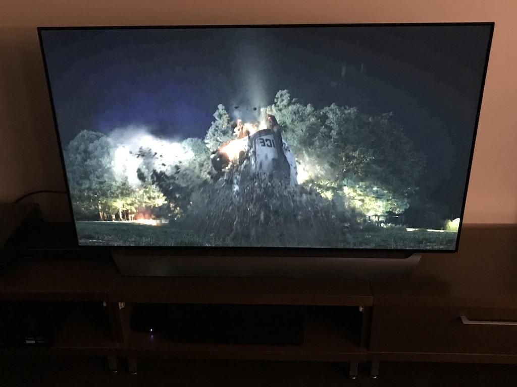 HBO Nordic kokemuksia - sateenkaari efekti 1