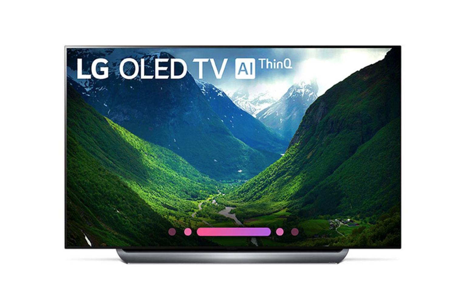 LG C8 OLED 55