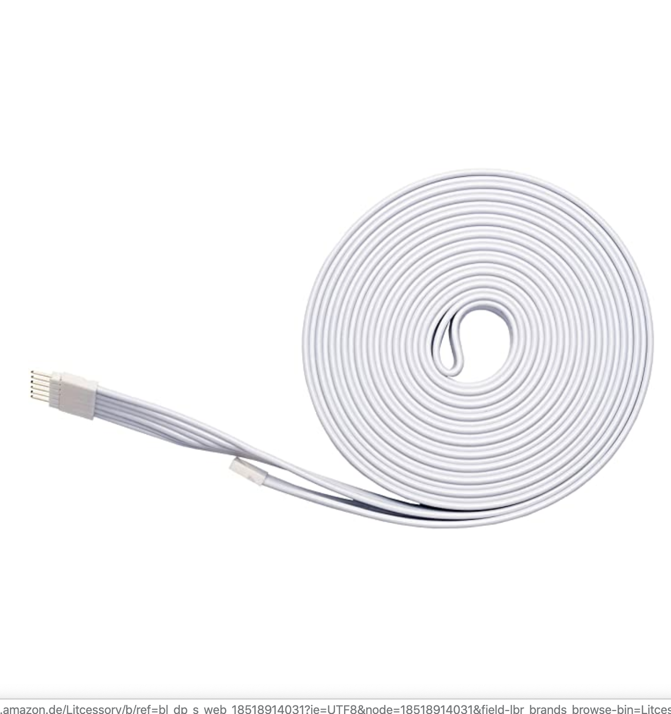 Extension Cable for Philips Hue Lightstrip
