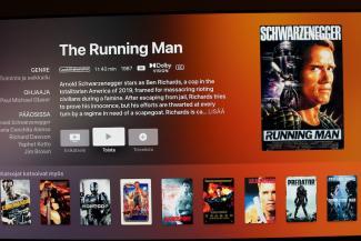 Running Man 4K Itunes