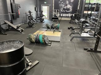 Loaded Gym kokemuksia kuva 1